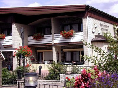 Photo for Apartment *** 300 Kat 45 - Hotel Haus Schwanensee