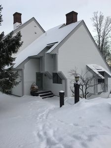 Photo for Ski On/off Slope Side Luxury In Sunrise Village With Pool, Sauna, Jacuzzi