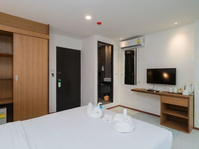 Photo for D Simple &Sweet deluxe balcony room nice pool