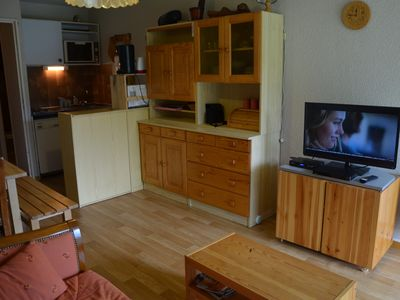 Photo for Apartment very well located ski areas and small shops close food