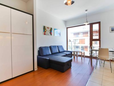 Photo for Two-Bedroom Apartment with Two Bedrooms (BPP5, 3.7) - Baltic Park Plaza (BPP5, 3.7, BPP6, 3.10)