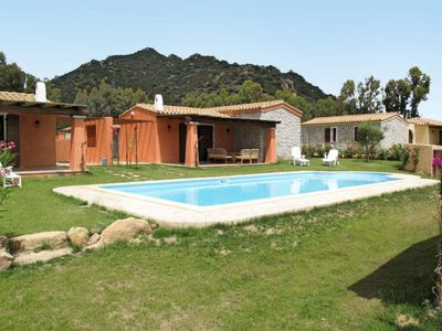 Photo for 2 bedroom Villa, sleeps 6 with Pool, Air Con, WiFi and Walk to Beach & Shops