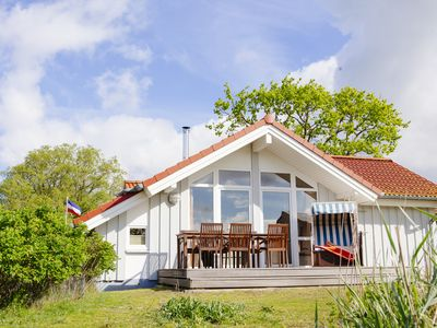 Photo for Beach house with sauna + fireplace for max. 6 adults + 2 children 80 meters from the beach
