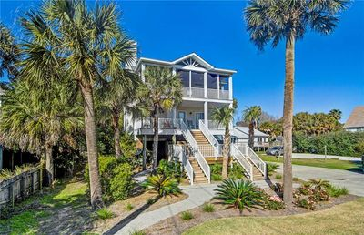 Photo for Spectacularly Spacious Home with an Easy Walk to the Beach