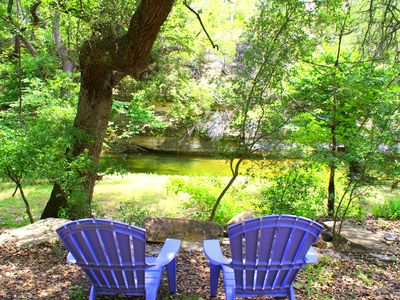 Photo for Relaxing Creek Side Retreat with Private Hot Tub awaits you-Arroyo