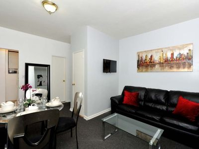 Photo for Elegant 1 BR on Upper East Side - One Bedroom Apartment, Sleeps 4