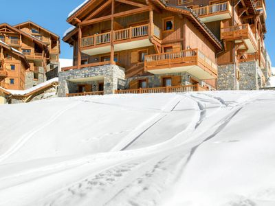 Photo for Apartment Les Granges du Soleil (LAP424) in La Plagne - 10 persons, 4 bedrooms