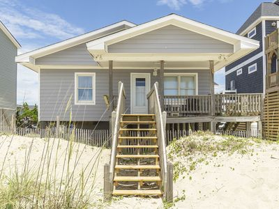 Photo for Lowe Tide: 3 BR / 2 BA home in Oak Island, Sleeps 9