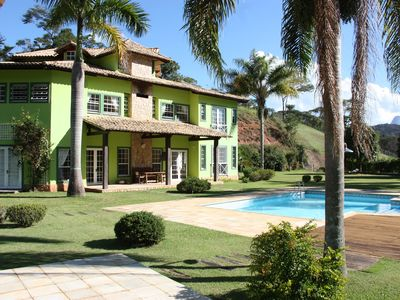 Photo for Coziness and privacy Sierra in Itaipava - Cond. Alto Pegado!