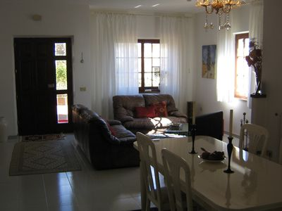 Photo for house with garden near the sea at 8 minutes from the ocean beaches vignola