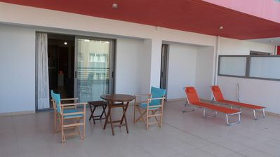 Photo for Charming Apartment in Rethimno city .