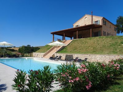 Photo for Casa Montelparo - For an unforgettable and carefree holiday.