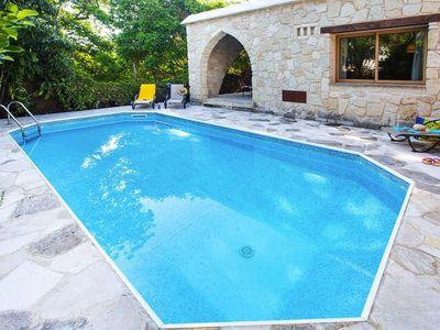 Photo for holiday home, Miliou inklusive Mietwagen  in Um Paphos - 6 persons, 3 bedrooms