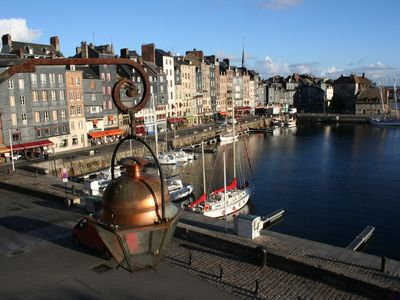 Photo for 1 bedroom accommodation in Honfleur