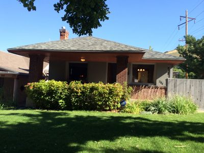 Photo for 3 Bed/2 Bath Bungalow in Marmalade, Downtown Wifi, Cable, Parking