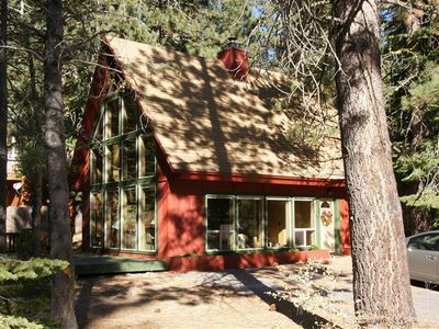 Photo for Roomy, fully equipped cabin, sleeps 7