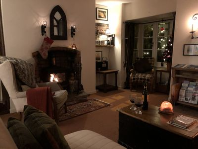 Haven of cosy & calm  (photo December 2018)