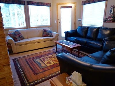 Photo for Ski In/Out, Spacious Executive 2 Bedroom Suite.