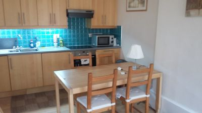 Photo for Central traditional second floor flat opposite Mitchell Library. Very spacious