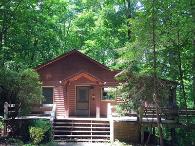 Photo for Secluded cabin in Aska Adventure Area