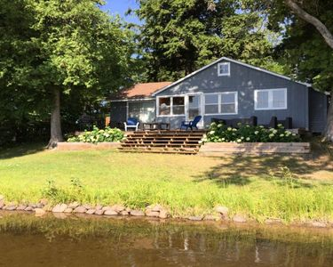 Photo for Close to the water, sandy beach, level ground - Great for families with small children!