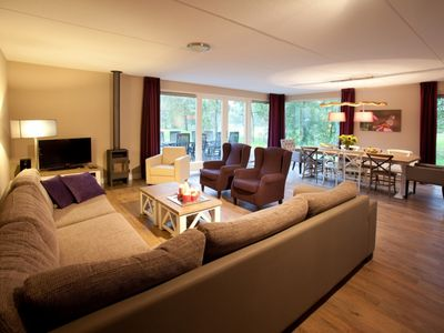 Photo for Extra luxury luxurious accommodation in the holiday park Landal Aelderholt - Indoor swimming pool with slide