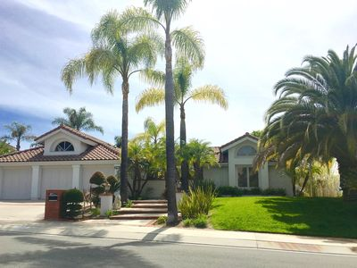 Photo for Large Single Level Awesome Laguna Beach Hills- Family Fun