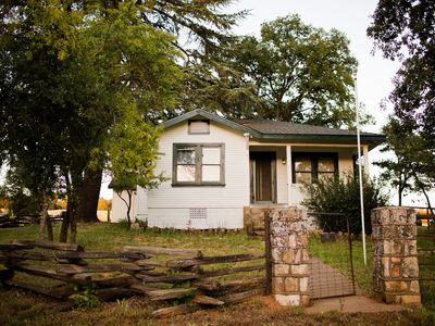Photo for Historic Farmhouse in the Gold Country