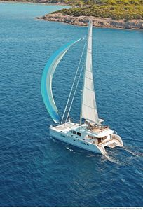 Photo for Lagoon 560 Fully Crewed Luxury Catamaran