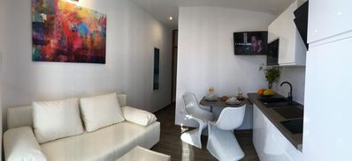 Photo for One bedroom apartment with terrace and sea view Mudri Dolac, Hvar (A-4050-b)