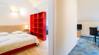 Photo for Picasso Apartment 3 people One Bedroom - Wenceslas Square