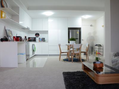 Photo for Brand New 1BR Apt near racecourse and Olympic park