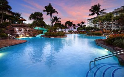 Photo for OceanFront Westin Ka'anapali Ocean Resort Villas North -2 Bedroom 8/5-12/2017