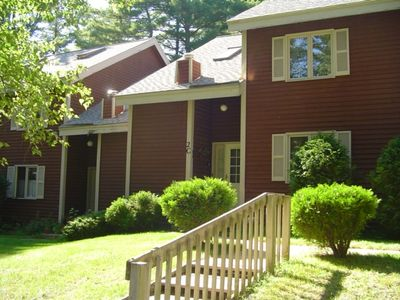 Photo for 2,400 SF (4 level) condo in North Conway, NH