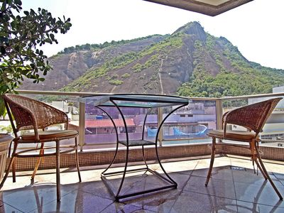 Photo for Holiday rental for up to 5 people in Copacabana with balcony and pool