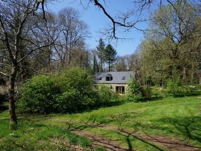 Photo for Traditional woodland Breton Cottage In Woodland, Featured On Grand Designs