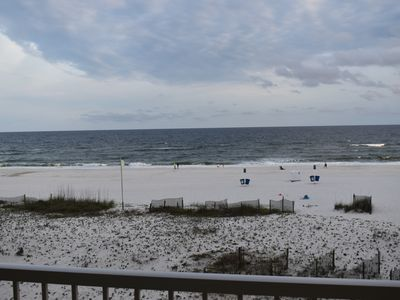 Beachfront in the heart of Gulf Shores
