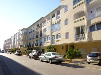 Photo for The apartment in Empuriabrava has 1 bedroom and capacity for 4 people