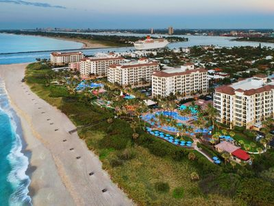Photo for Oceanfront Marriott Ocean Pointe resort.  One bedroom villa. Book now!