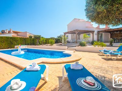 Photo for 3BR Villa Vacation Rental in Calpe / Calp