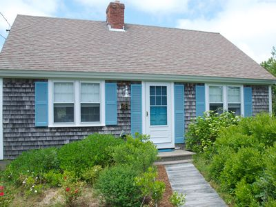 Photo for Beautiful Cape Style Home A One Minute Walk From Private Beach on Cape Cod Bay