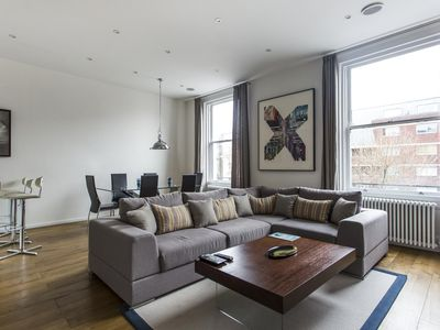 Photo for Cromwell Road II - luxury 2 bedrooms serviced apartment - Travel Keys