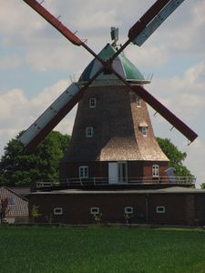Photo for Living in the windmill, a unique pleasure with memory potential.