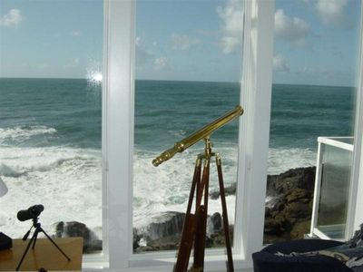 Photo for Gorgeous Ocean Views, Stunning Upper Flr Condo with 2 Kings & Oceanfront Master