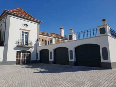 Photo for Spacious Villa with indoor Pool, Gym & Open spaces. For 16 or 12 people