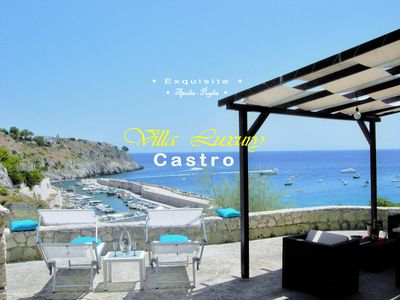 Photo for Luxury Villa few meters away from the beach | Central location | SELF-CATERING