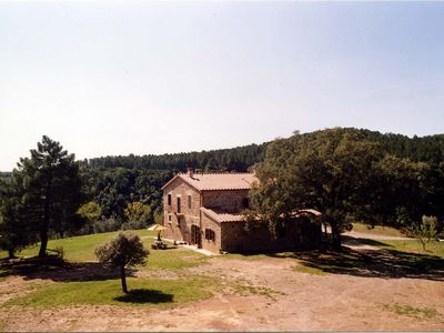 Photo for Apartment Farmhouse between Siena and the sea relax pool WiFi 1 room 2-4p