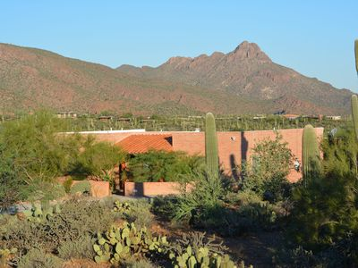 Photo for Adjacent to Saguaro National Park - Horse Facilities Available