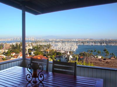 Photo for HARBOR VIEW VILLA - SPECTACULAR SWEEPING SAN DIEGO BAY VIEWS, SLEEPS 15