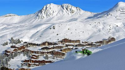 Photo for 6 pers - ski slopes - ESF and shops